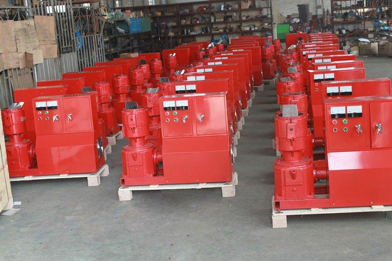 Macchina di granulazione pellet di legno 3kw for Stabilizzatore di tensione 220v 3kw prezzi