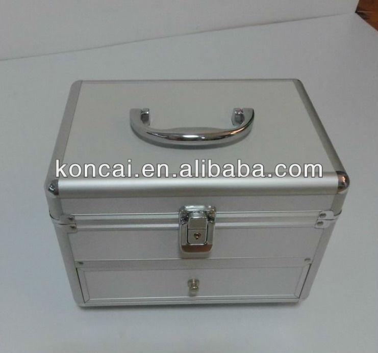 High Quality Aluminum cosmetic box 3