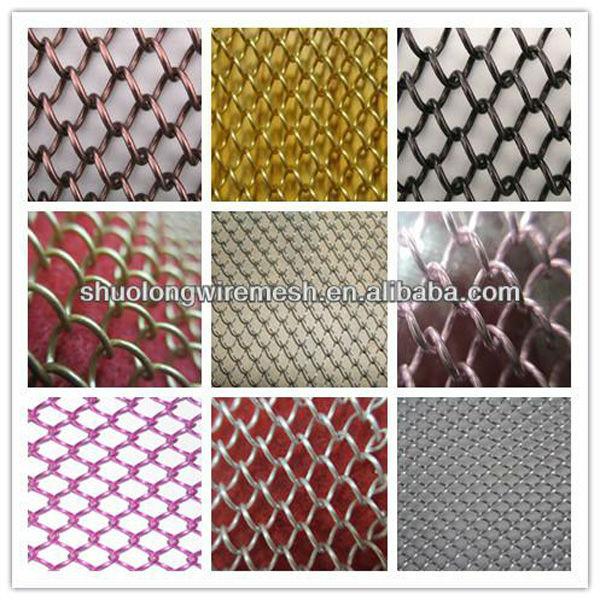 decorative chain link curtainmetal beads hanging chain curtain room separate - Decorative Chain
