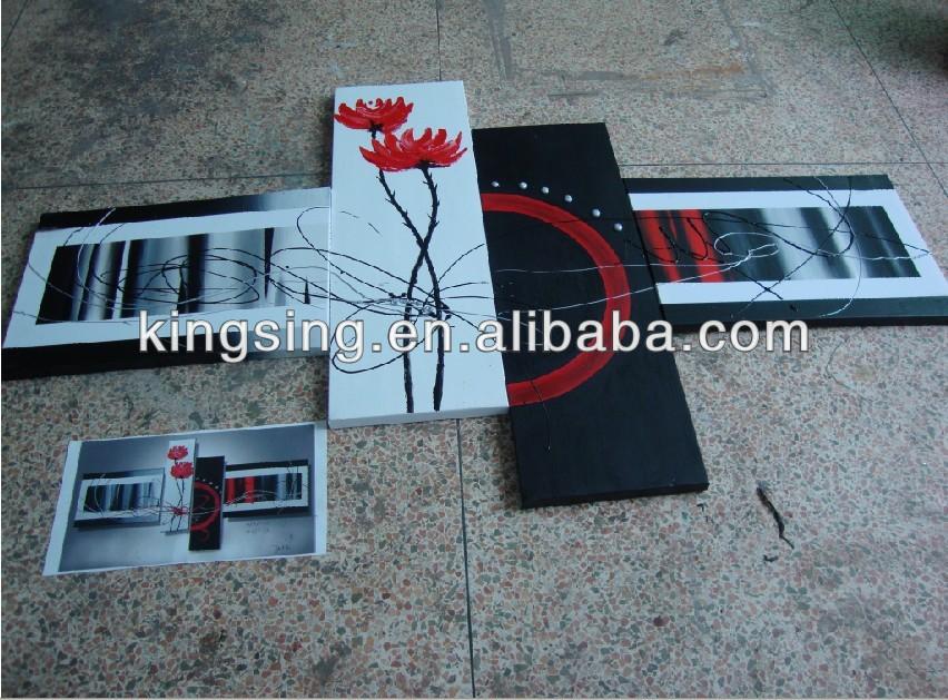 Moderne decoratieve itali wijngaard olieverfschilderij voor decoratie buy product on - Schilderen gemengde kamer ...