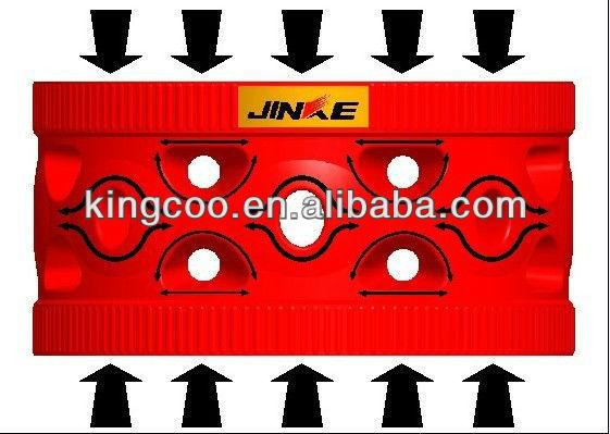 Jinke Strong Pure Urethane Cushion Buffer Supplier In China