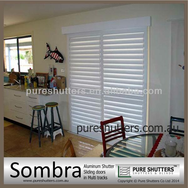 Ss012001 Sombra Sliding Aluminium Interior Security Shutter Buy Aluminium Interior Security