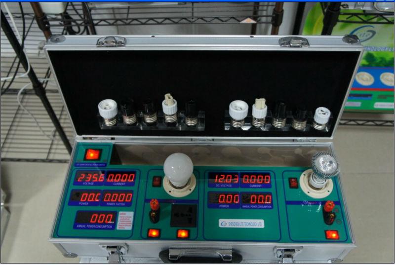 Dc/ac Watt Meter -- Cfl Led Light Tester,Ac Dc Voltage Tester,Led ...