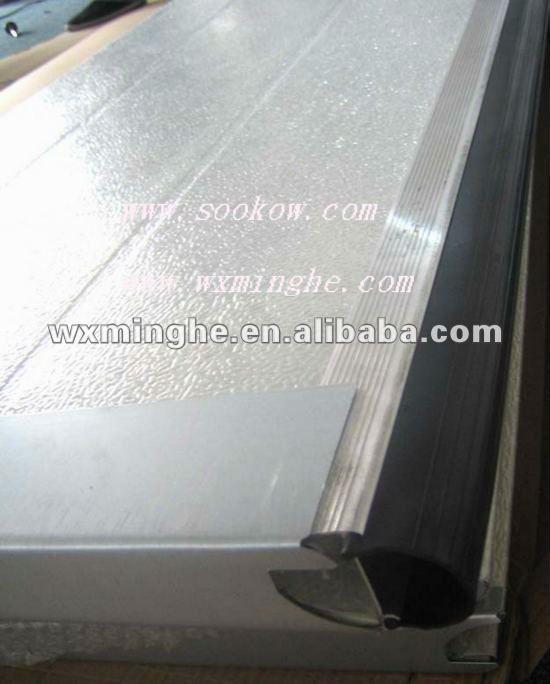 aluminium joint bas pour porte de garage buy product on. Black Bedroom Furniture Sets. Home Design Ideas