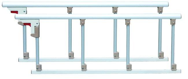 safety hospital aluminum bed side rail buy bed side rail hospital bed side rail aluminum bed. Black Bedroom Furniture Sets. Home Design Ideas