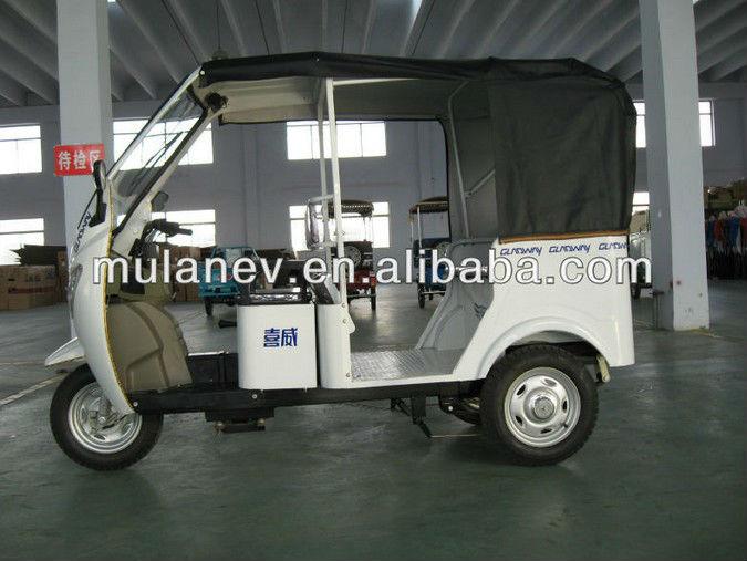 2013 1000w/1200w Bajaj Electric Auto Rickshaw,Battery Operated ...
