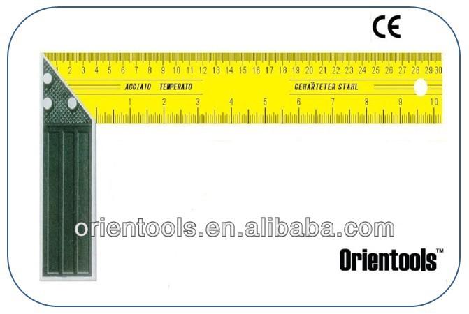 L-square Angle Ruler 90 Degree 30 Cm Length Measuring Ruler 300 Mm ...