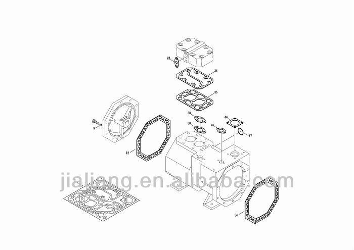 Wiring Diagram Kompresor Kulkas
