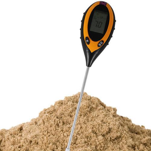 Multifunctional best soil ph meter soil test kit ow 300 for Soil king productions