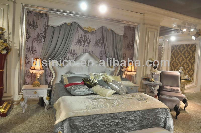 . Luxury European Modern Bedroom Set Wood Carving Bed Bedroom  Furniture b51033    Buy Antique Bedroom Furniture Set Hand Carved Bedroom  Furniture