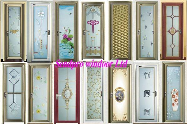 luxury aluminium bathroom door. beautiful ideas. Home Design Ideas