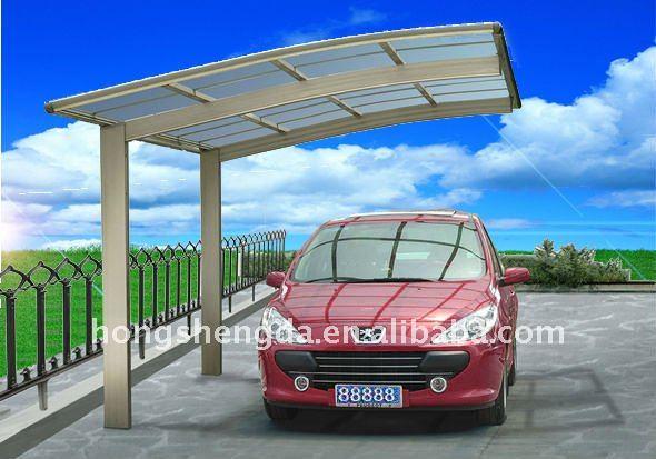 Aluminum car garage shelter canopy & Aluminum Car Garage Shelter Canopy - Buy Car Parking Canopy Tent ...
