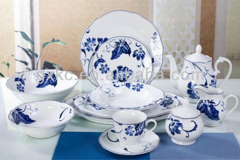 Vajilla china vajilla real en china moderna porcelana for Vajilla porcelana