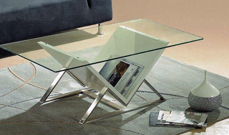 Captivating Modern Glass Center Table