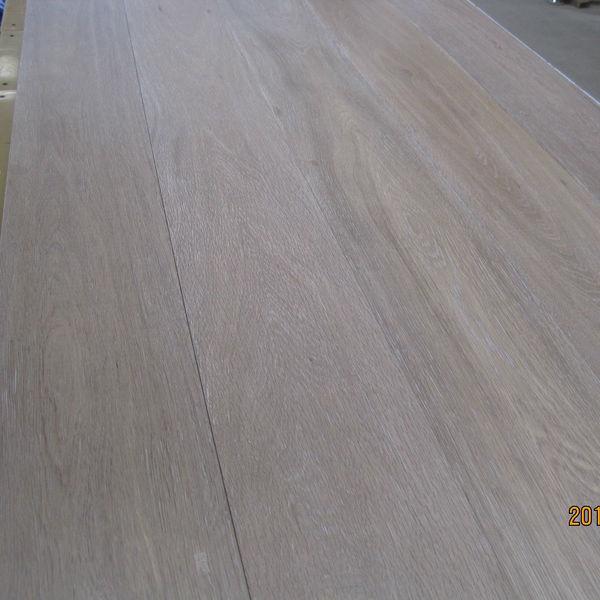 White Wash Oak Stain: Oak Three Layer White Wash Brushed Oak Color Laminate