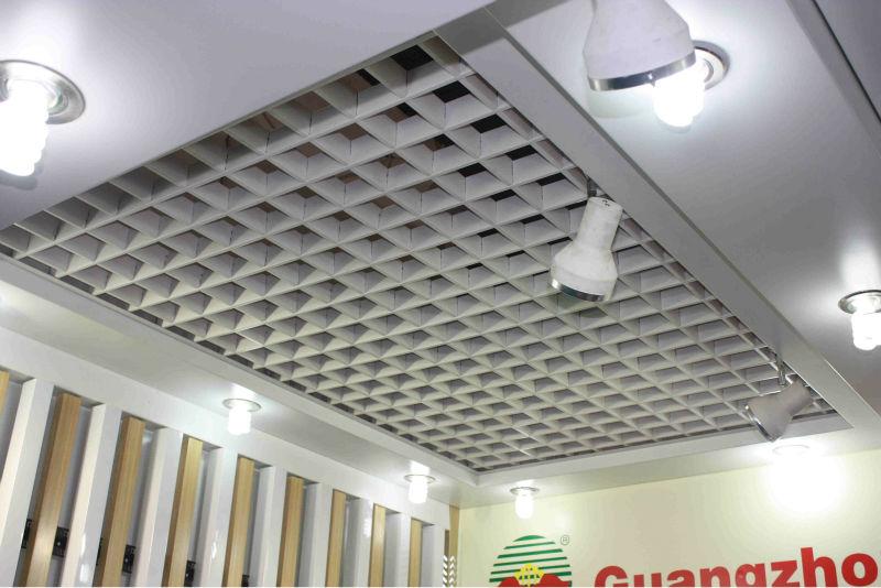 T bar ceiling materials hot sale aluminum suspended