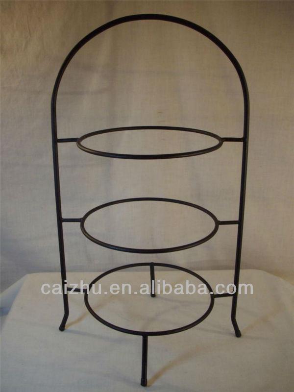 Three Tier Cake Plate Stand