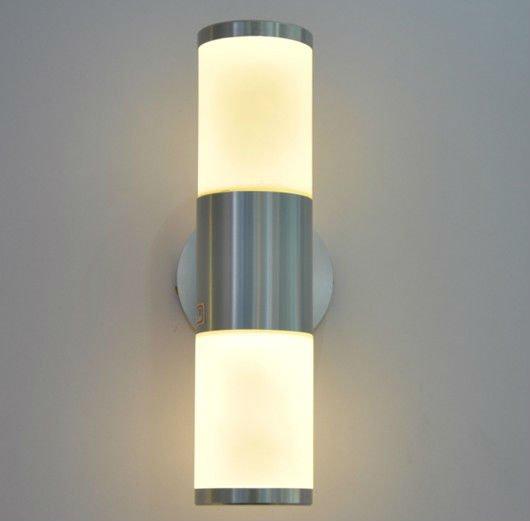 Ael-w6698-2 6w Rgb Led Wall Light