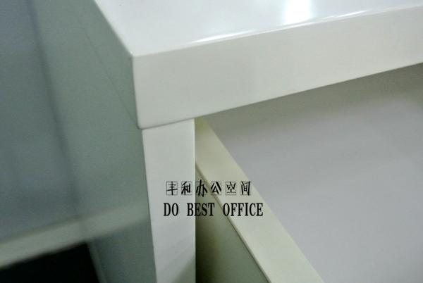 Moderne bureau bureau blanc exécutif en bois bureau bureau buy