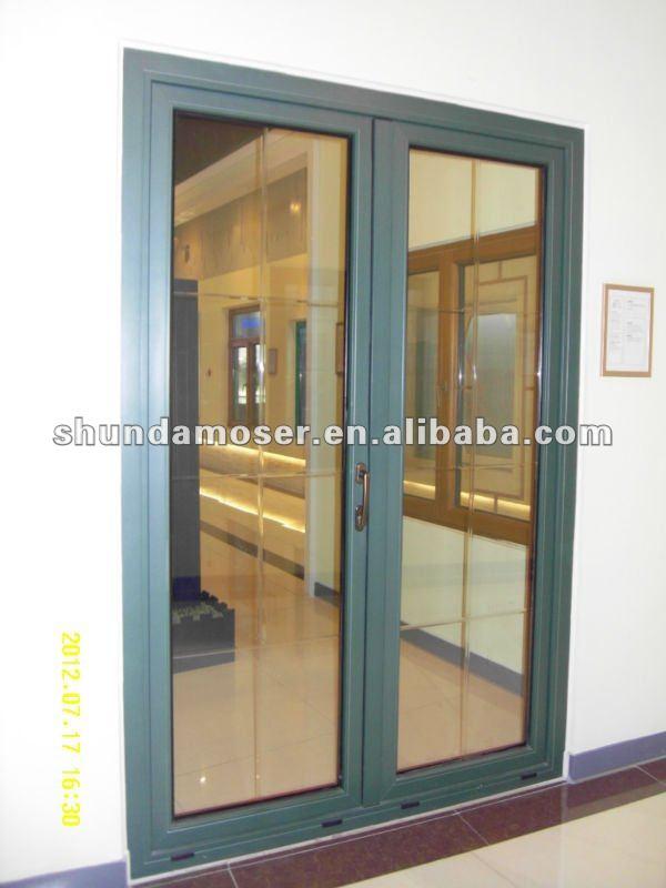 Doppeltür außen  Moser Holz Tür Mit Aluminium-verkleidung,Außen Doppeltür,Tür ...