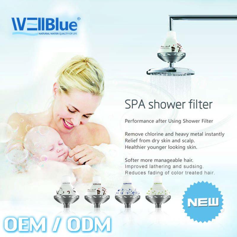 best aquasana shower filter that remove chlorine u0026 smooth skin and hair