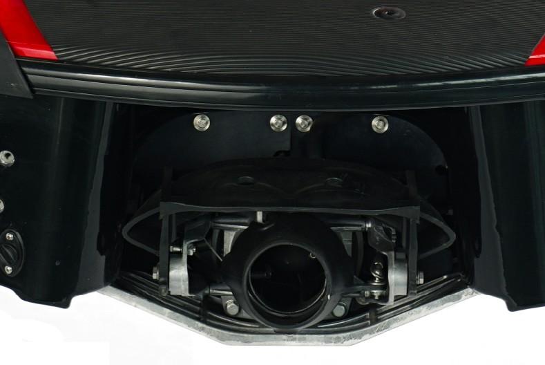 Axial Flow Marine Jet Drive Pump Part For Jet Ski Price