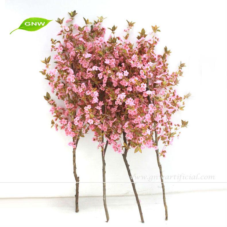 Bls1127 gnw stoffblume k nstlicher weihnachtsbaum kirschbl te als fiberglas spalten f r die - Weihnachtsbaum fiberglas ...