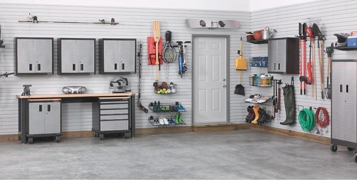 ... Slatwall Screwdriver Holder For Garage Storage System