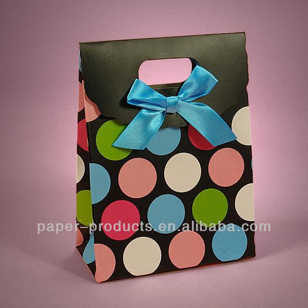 Door Gift Paper Bagdecorative Handmade Paper Gift Bags