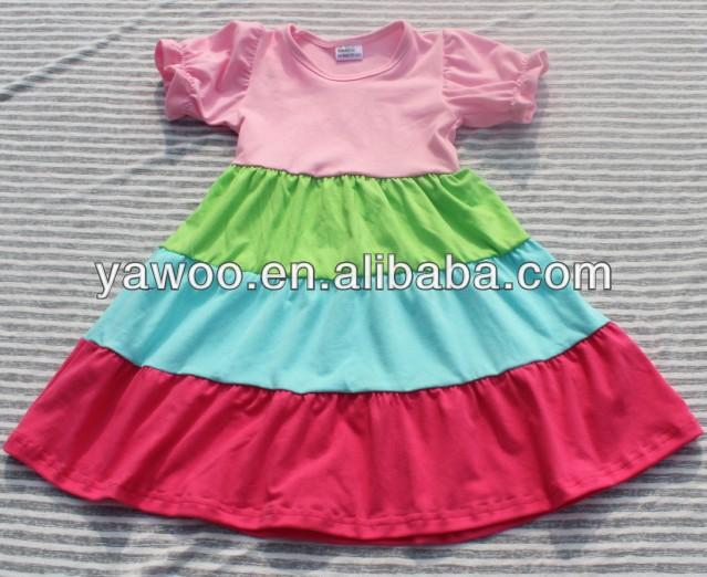 Cotton Ruffle Dresses For Baby Girl Long Dress Designs Teenage ...