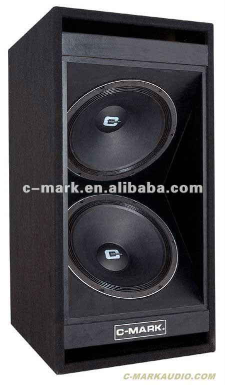 Bt36 Dual 18 Subwoofer Speaker Box For Line Array Buy