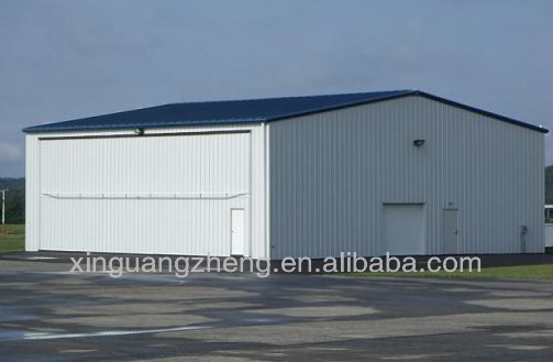 2014 High Quality airplane hangar cost