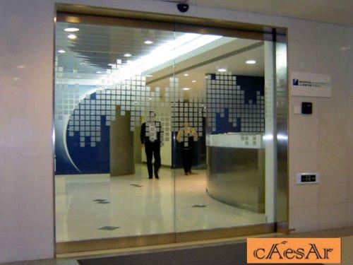 Es200g Frameless Exterior Glass Sliding Doors System Buy