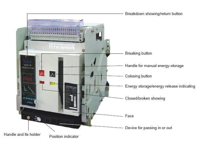 Image Result For Vacuum Circuit Breaker