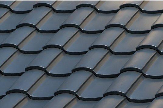 Japanese Clay Roofing Tile Novum Standard Black Buy Roof