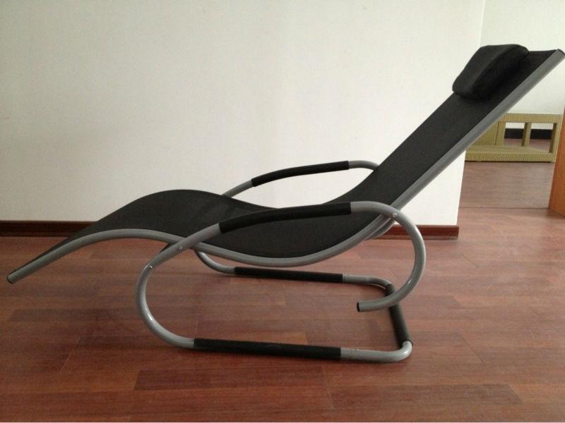 Sun Lounger Roking Chair Zero Gravity Rocking Lounger Zero