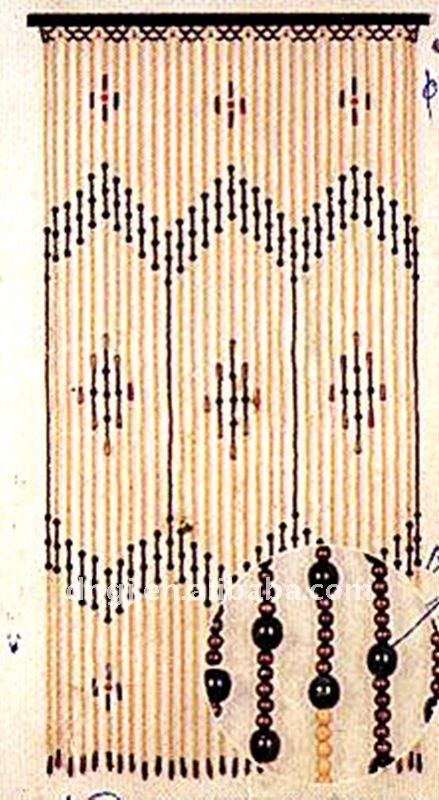 90 180 cm en bois porte rideaux buy rideaux en bois perles de rideau de porte rideau de porte. Black Bedroom Furniture Sets. Home Design Ideas