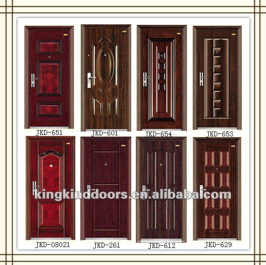 Popular In Nigeria Residential Steel Security Door Kkd 517 For