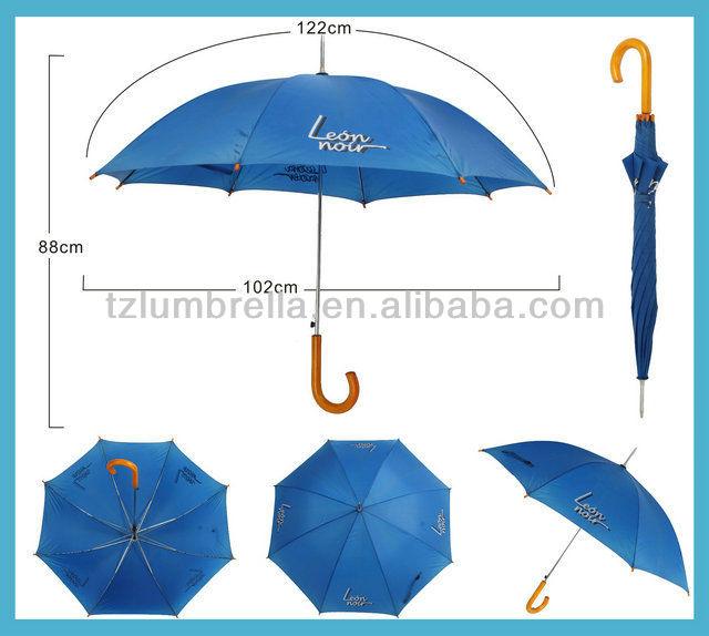 Customize Stick Umbrella Good Quality Standard Umbrella ...