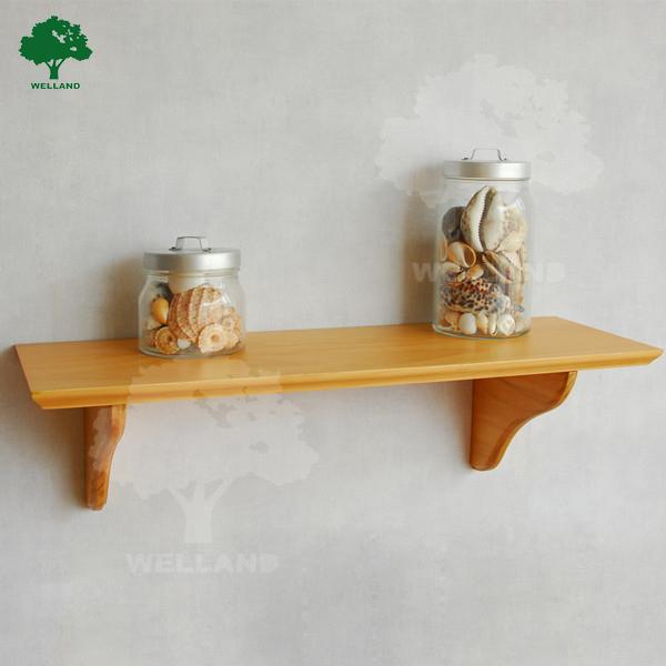 Estantes de madera para pared top with estantes de madera - Estantes de madera para pared ...