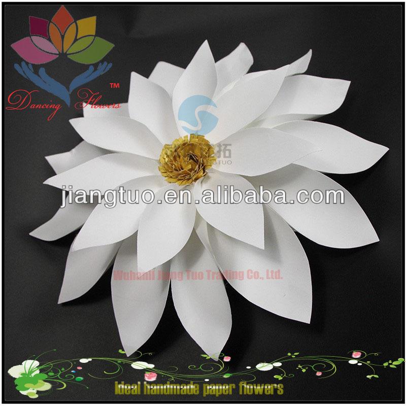 Big Lotus Paper Flowers From China Buy Big Lotus Paper Flowersbig