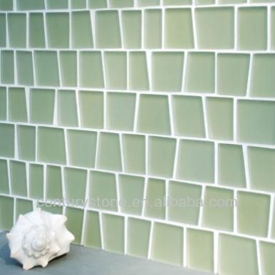 Unpresedented Trapezoid Tile Design Artifact Random Shaped