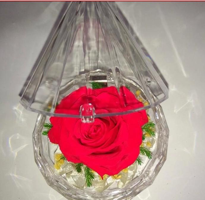 100 Real Rose Flower Decorative Flower Fake Rose Flower