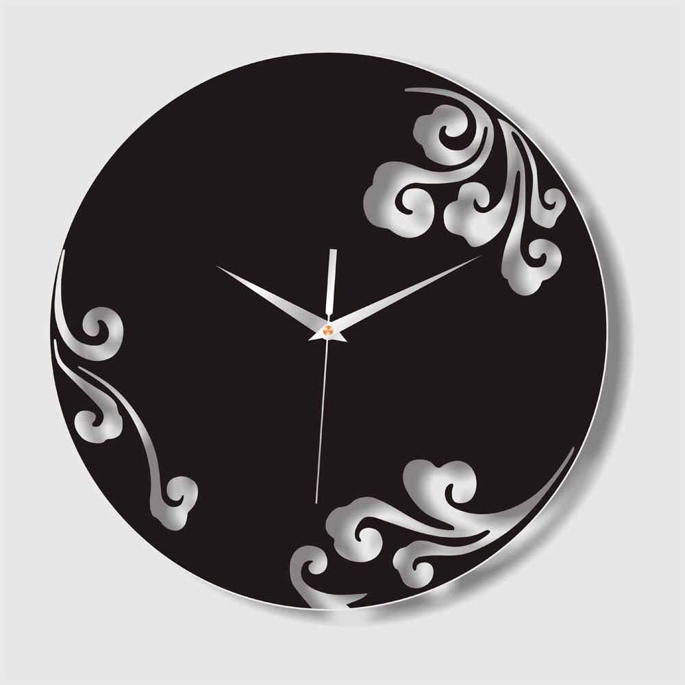 trendy design of glow in dark clock movement wholesale