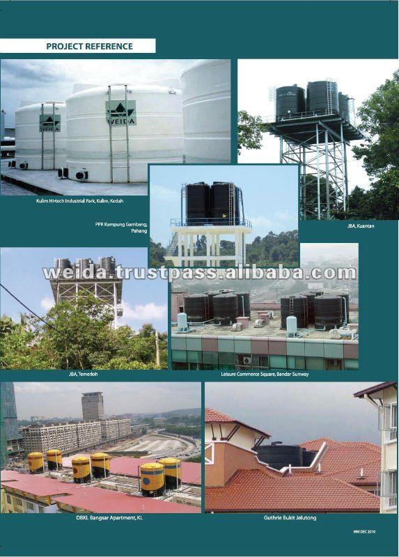Water Storage Tank Polyethylene View Water Tank Weida