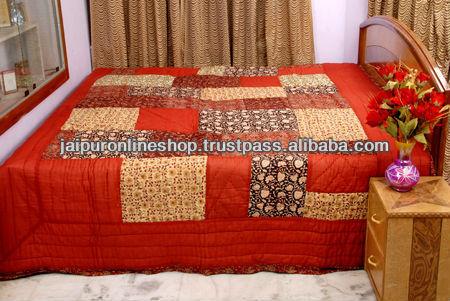 Buy Jaipuri Quilts,Sale Jaipuri Razai,Black Patchwork Quilts - Buy ... : patchwork quilts for sale - Adamdwight.com