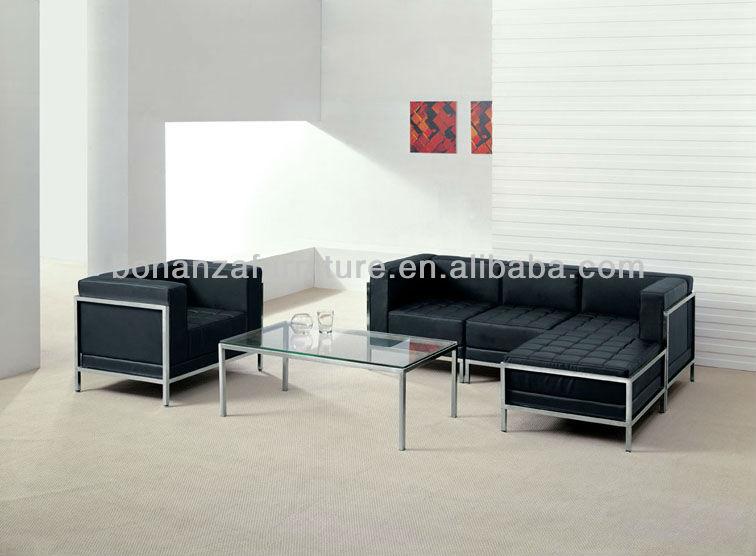816 Royal Living Room Furniture Modern Leather Sofa Set Buy Modern Leather