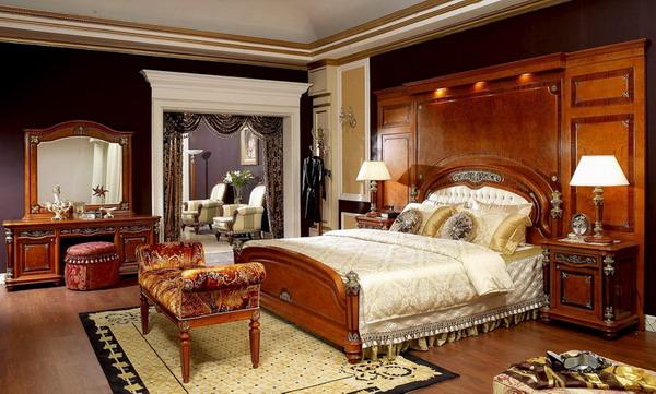 Royal Luxury Classic Massivholz Schlafzimmer Set Hochwertige Italienische  Möbel 0029 - Buy Italienischen Königs Schlafzimmermöbel,Königlichen Luxus  ...