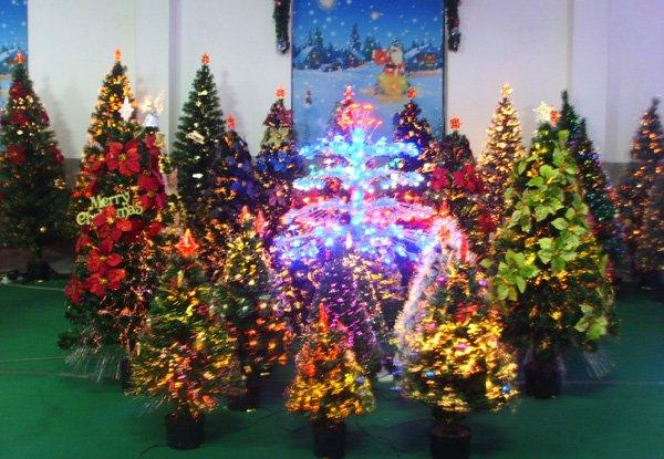 Optic Fiber Christmas Tree,fiber Xmas Tree, View Fiber