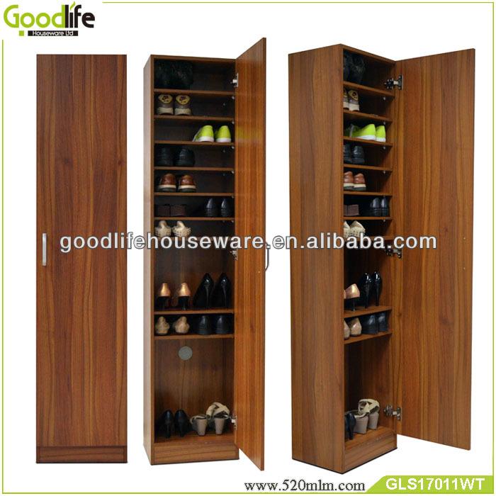 modern wood shoe shoe rack wholesale